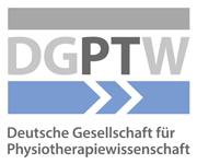 Logo of the Deutsche Geselschafft fur Physiotherapiewissenschaft
