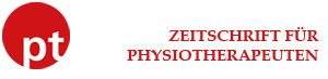 Logo of the Zeitschrift fur Physiotherapeuten