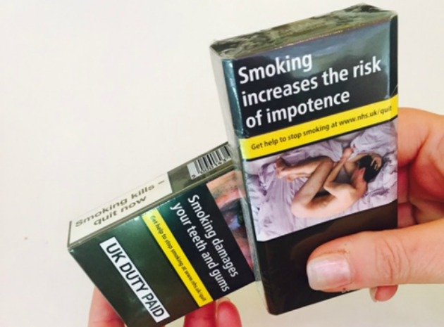 What Makes Cigarettes So Appealing?
