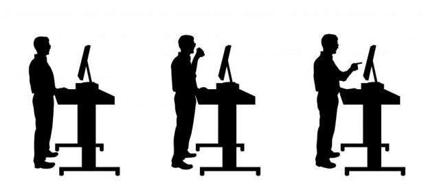 Featured Review: Workplace interventions for reducing time spent sitting at work