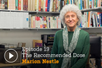 Marion's stellar career spans five decades of research, teaching, advocacy work and the publication of countless prize-winning books.