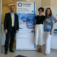 A double Cochrane celebration in Croatia