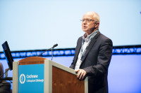 This title is given in special recognition of David's distinguished service as Cochrane's first Editor-in-Chief, 2009-2019.