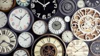 Many faces of clocks