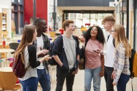 Findings suggest that school-based interventions may have a role to play in preventing risk behaviours