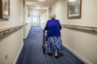 How effective are interventions designed to reduce falls in older people in care facilities and hospitals?