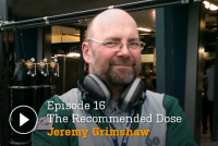 The Recommended Dose podcast: Jeremy Grimshaw