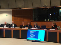 Cochrane advocates for clinical trial transparency at EU Parliament event