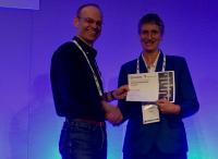 REWARD prize 1st: Prof Shaun Treweek