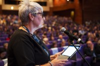 Patients and consumers at Cochrane's Edinburgh Colloquium