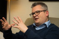 An interview on consumer involvement in research with Simon Denegri, NIHR