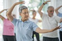 New Cochrane review assesses the benefits and harms of exercise for preventing falls in older people living in the community