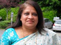 Lead author, Vijaya Musini