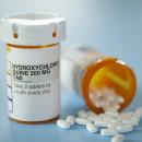 Pills and pill bottle
