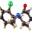 Molecule of Ketamine
