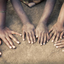 Treating school children with drugs to kill soil - transmitted worms
