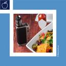 Vape beside food