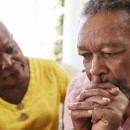 Treating depression important after stroke, but caution may be needed