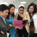 Training healthcare providers to respond to intimate partner violence against women