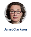 Janet Clarkson