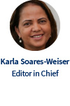 Karla Soares-Weiser, Editor in Chief