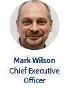 Mark Wilson, Chief Executive Officer