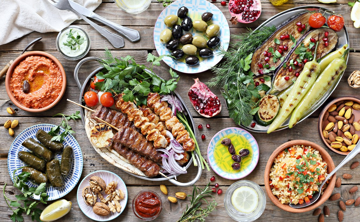 Featured Review: Mediterranean-style Diet For The
