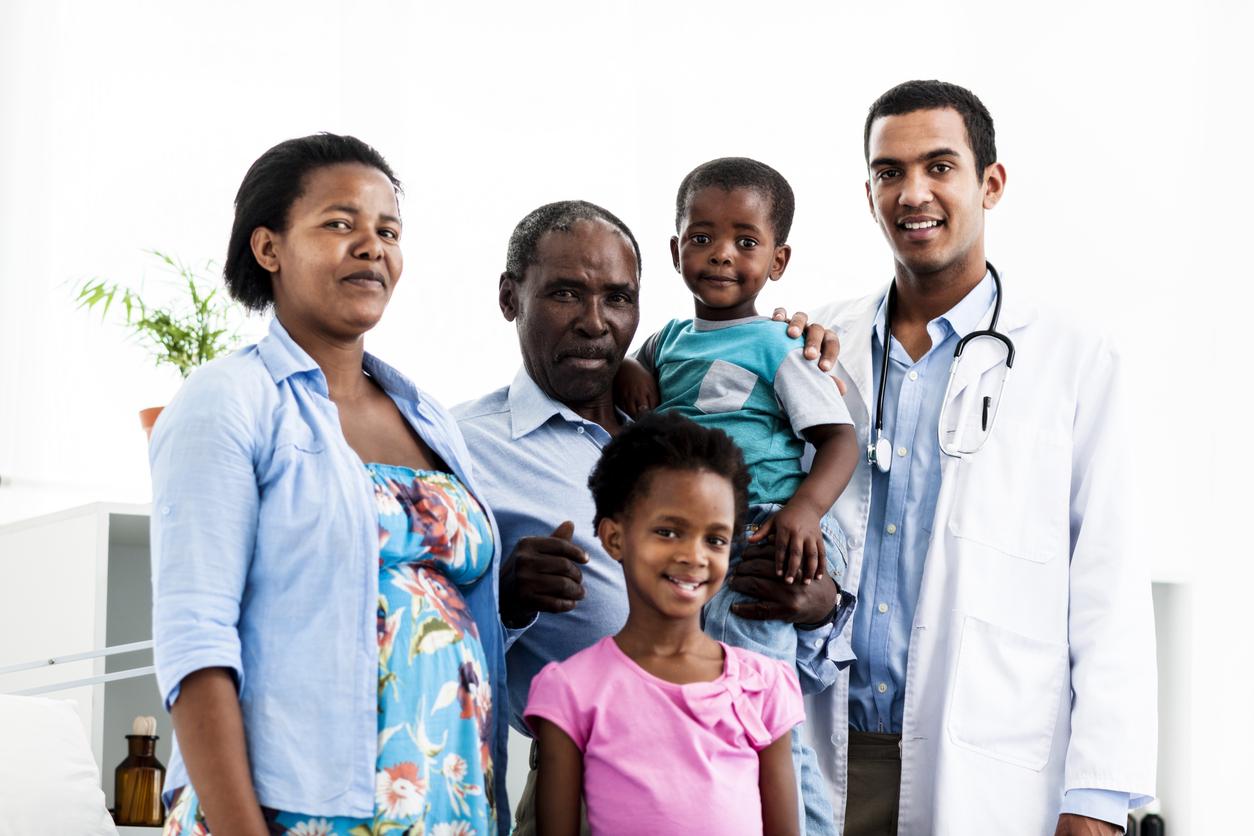 healthcare in africa